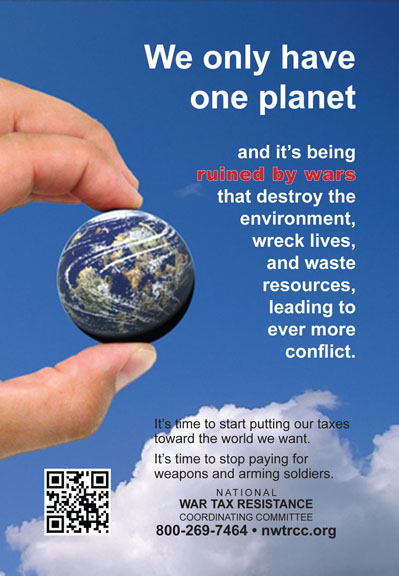 One Planet card