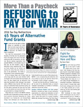 More than a Paycheck Refusing to Pay for War