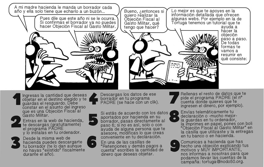 Spanish comic book image