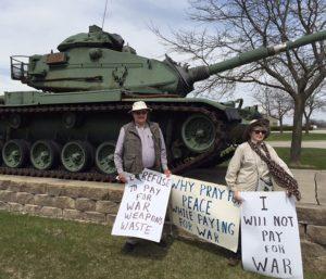 Milwaukee vigil