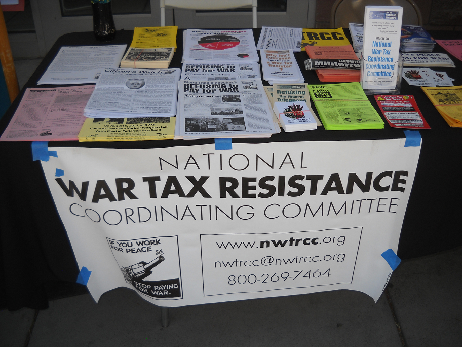 NWTRCC table San Jose