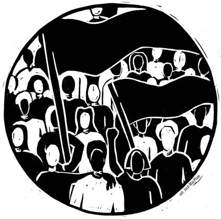 Illustration by Josh MacPhee, courtesy of justseeds.org.