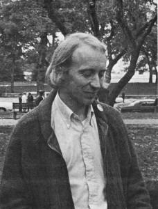 Jim Shea, 1970. Photo by Bradford Lyttle.