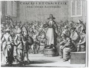 1709 - Quakers