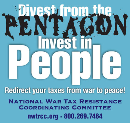 Divest from the Pentagon