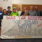 WTR Solidariy with Standing Rock