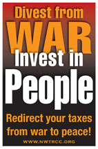 Divest from War Invest in People