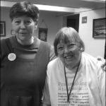 Pam Allee and Ann Huntwork