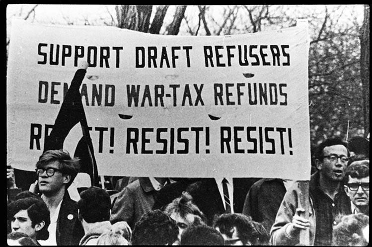 October-November 2017   National War Tax Resistance Coordinating