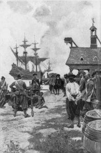 Slaves at Jamestown