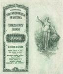 a treasury bond